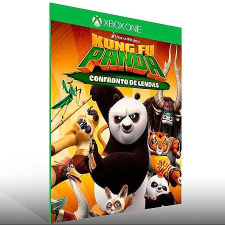 Kung Fu Panda: Confronto De Lendas - Xbox One Live Mídia Digital