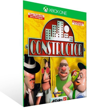 Constructor - Xbox One Live Mídia Digital