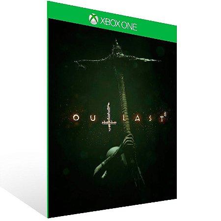 Outlast 2 - Xbox One Live Mídia Digital