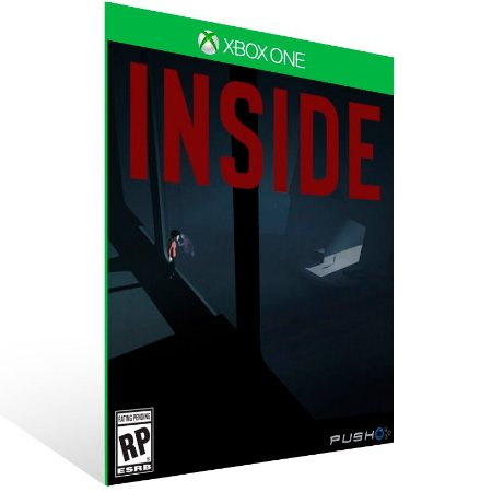 Inside - Xbox One Live Mídia Digital