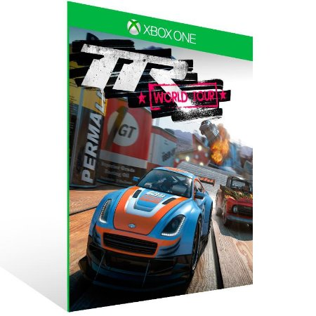 Table Top Racing World Tour - Xbox One Live Mídia Digital