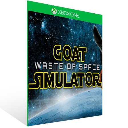Goat Simulator Waste of Space Bundle - Xbox One Live Mídia Digital