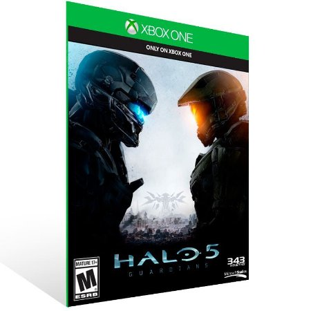 Halo 5 Guardians - Xbox One Live Mídia Digital
