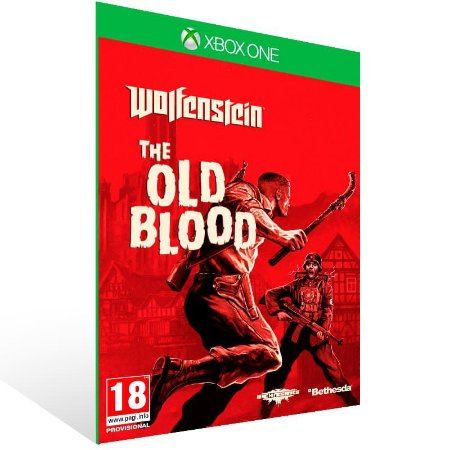 Wolfenstein: The Old Blood - Xbox One Live Mídia Digital