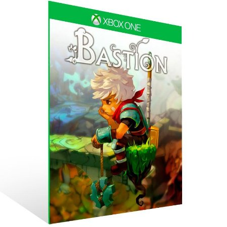Bastion - Xbox One Live Mídia Digital