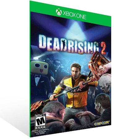 Dead Rising 2 - Xbox One Live Mídia Digital