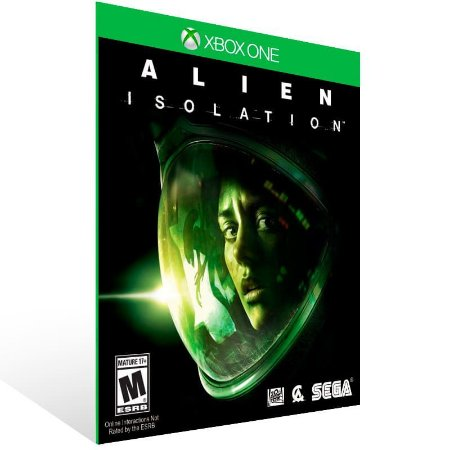 Alien Isolation - Xbox One Live Mídia Digital