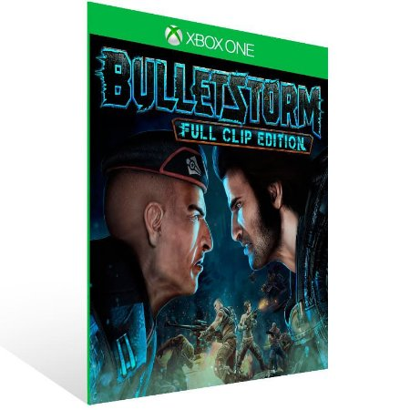 Bulletstorm Full Clip Edition - Xbox One Live Mídia Digital