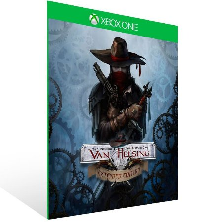 The Incredible Adventures of Van Helsing - Xbox One Live Mídia Digital