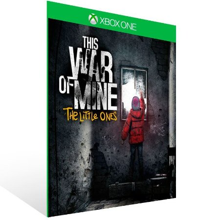 This War Of Mine The Little Ones - Xbox One Live Mídia Digital