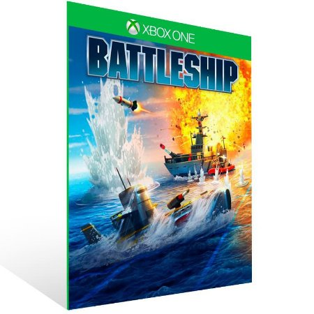 Battleship - Xbox One Live Mídia Digital