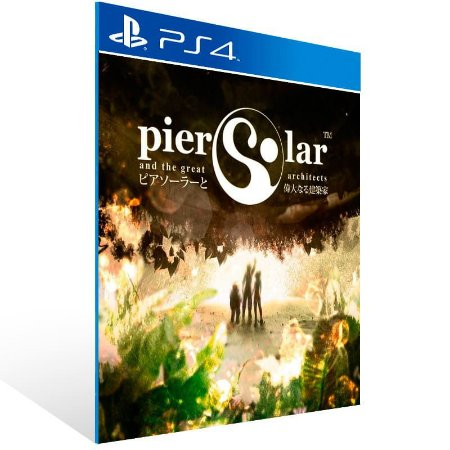 Pier Solar And The Great Architects - Ps4 Psn Mídia Digital