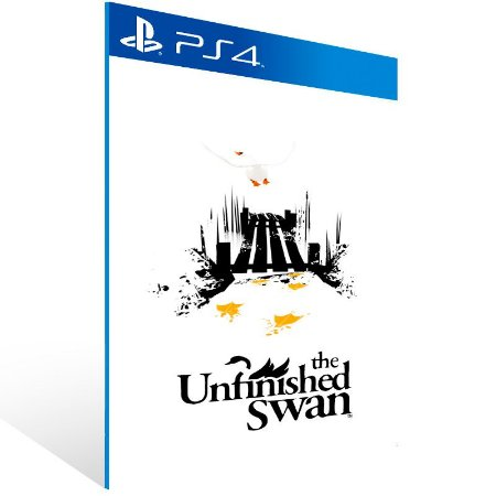 The Unfinished Swan - Ps4 Psn Mídia Digital