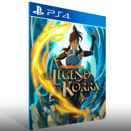 The Legend of Korra - Ps4 Psn Mídia Digital