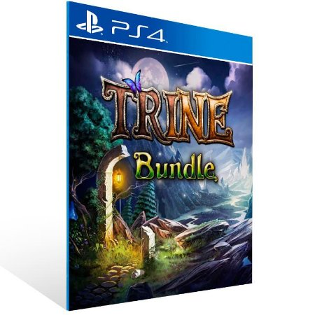 Trine Bundle - Ps4 Psn Mídia Digital