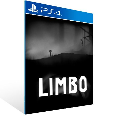 Limbo - Ps4 Psn Mídia Digital