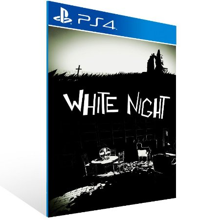 White Night - Ps4 Psn Mídia Digital