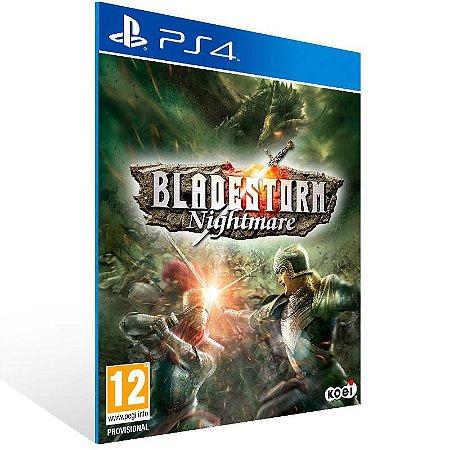 Bladestorm Nightmare - Ps4 Psn Mídia Digital