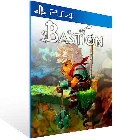 Bastion - Ps4 Psn Mídia Digital