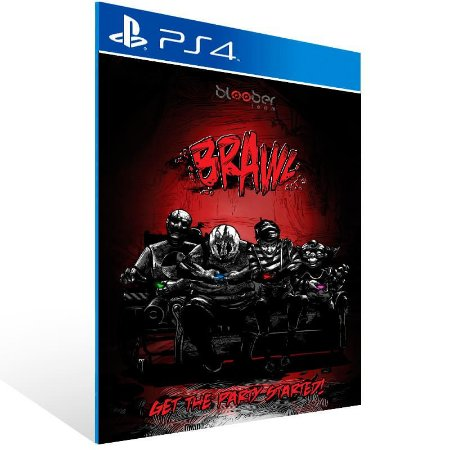 Brawl - Ps4 Psn Mídia Digital