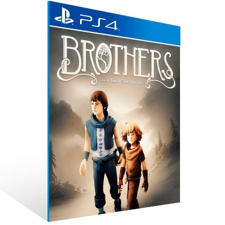 Brothers A Tale Of Two Sons - Ps4 Psn Mídia Digital