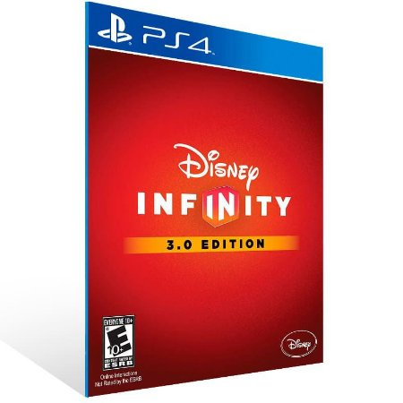 Disney Infinity 3.0 Edition - Ps4 Psn Mídia Digital