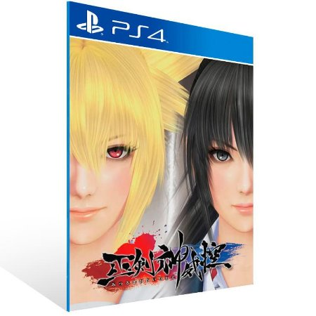 Mitsurugi Kamui Hikae - Ps4 Psn Mídia Digital