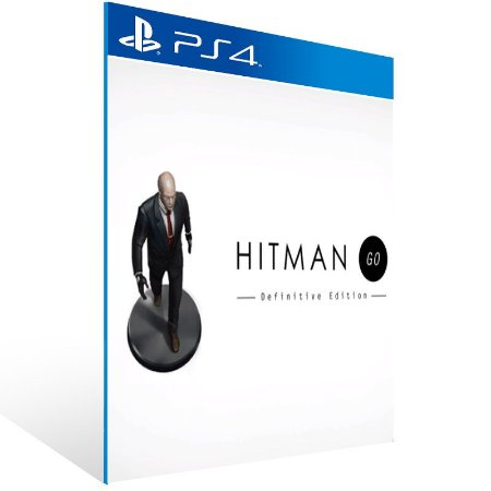 Hitman Go Definitive Edition - Ps4 Psn Mídia Digital