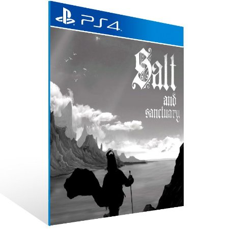 Salt And Sanctuary - Ps4 Psn Mídia Digital