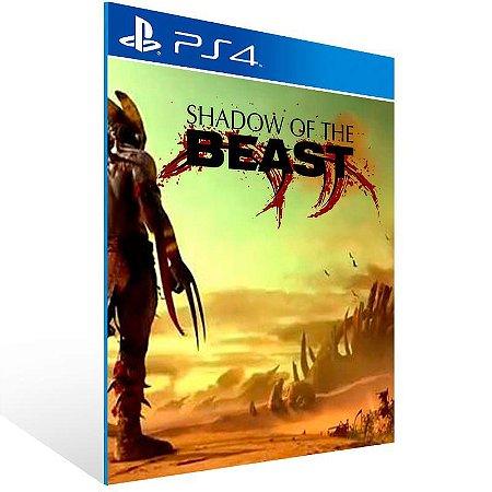 Shadow Of The Beast - Ps4 Psn Mídia Digital