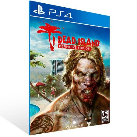 Dead Island Definitive Edition - Ps4 Psn Mídia Digital