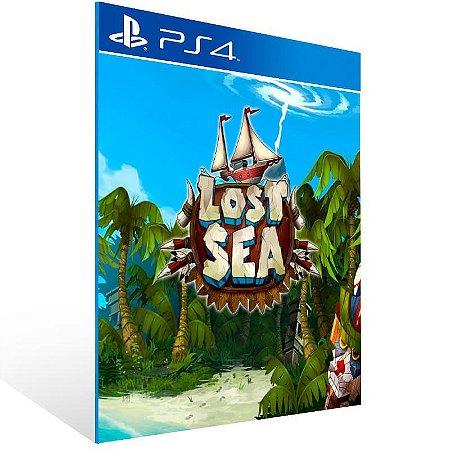 Lost Sea - Ps4 Psn Mídia Digital
