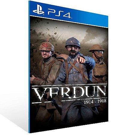 Verdun - Ps4 Psn Mídia Digital