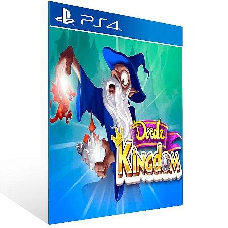 Doodle Kingdom - Ps4 Psn Mídia Digital