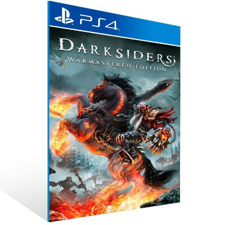Darksiders Warmastered Edition - Ps4 Psn Mídia Digital
