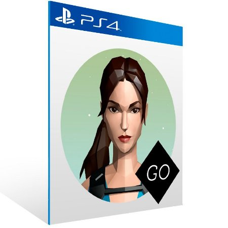 Lara Croft Go - Ps4 Psn Mídia Digital