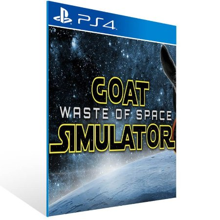 Goat Simulator Waste Of Space Bundle - Ps4 Psn Mídia Digital