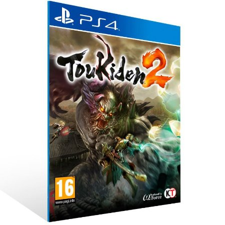 Toukiden 2 - Ps4 Psn Mídia Digital
