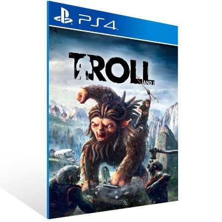 Troll I - Ps4 Psn Mídia Digital