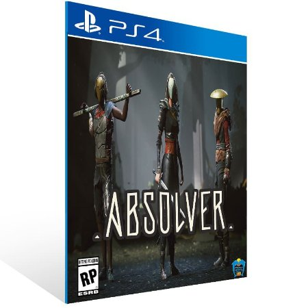 Absolver - Ps4 Psn Mídia Digital