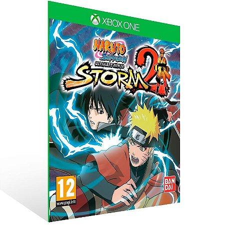 Naruto Shippuden: Ultimate Ninja Storm 2 - Xbox One Live Mídia Digital