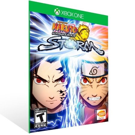 Naruto: Ultimate Ninja Storm - Xbox One Live Mídia Digital