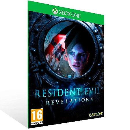 Resident Evil: Revelations - Xbox One Live Mídia Digital