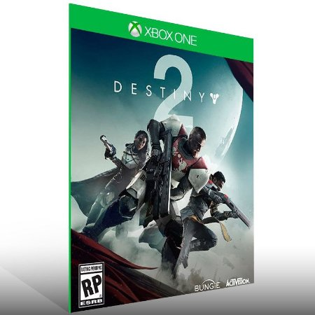 Destiny 2 - Xbox One Live Mídia Digital