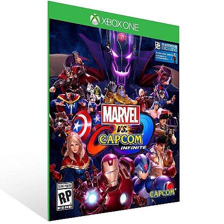 Marvel Vs Capcom Infinite - Xbox One Live Mídia Digital