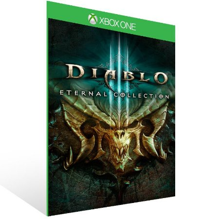 Diablo 3: Eternal Collection - Xbox One Live Mídia Digital