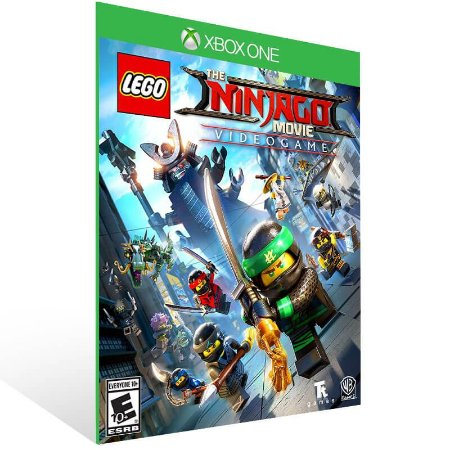 Lego Ninjago Movie Video Game - Xbox One Live Mídia Digital
