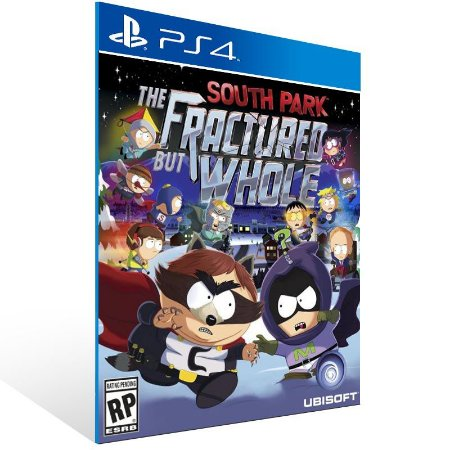 South Park The Fractured but Whole - Ps4 Psn Mídia Digital