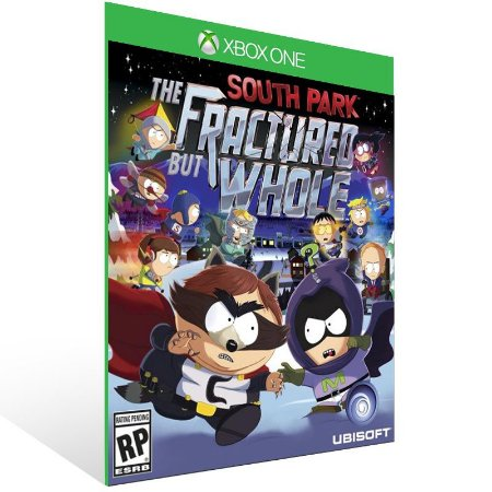 South Park: The Fractured but Whole - Xbox One Live Mídia Digital