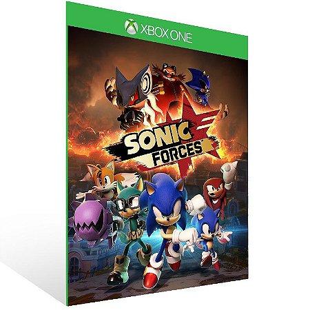 SONIC FORCES: Edição Digital de Bônus - Xbox One Live Mídia Digital